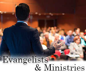 Evangelist and Ministries Directory